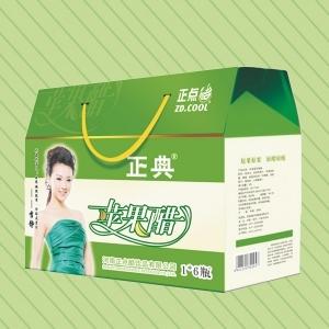 正典苏打水苹果醋:一瓶好水源于正典