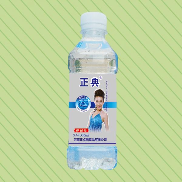 350ml正典苏打水