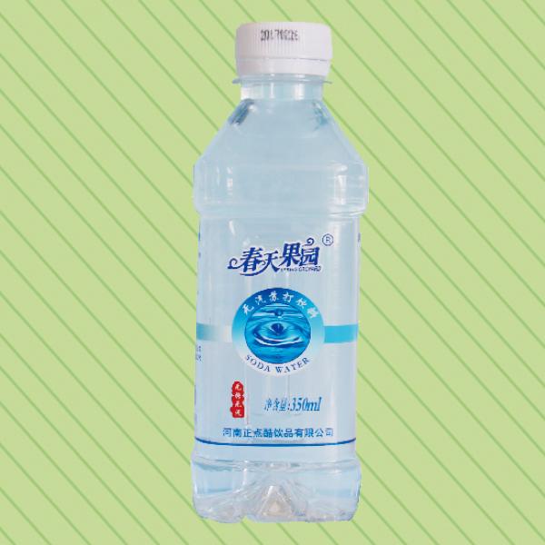 350ml春天果园苏打水