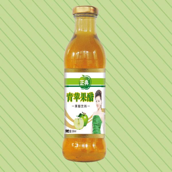 420ml正典青苹果醋至尊瓶
