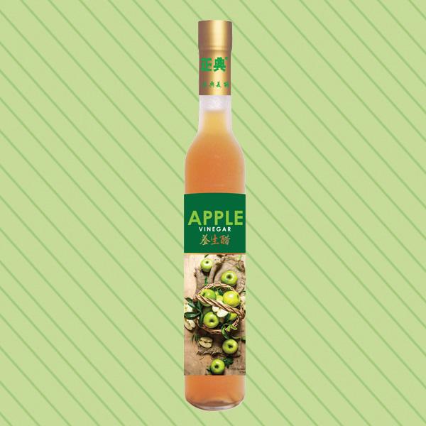 养生苹果醋 375ml