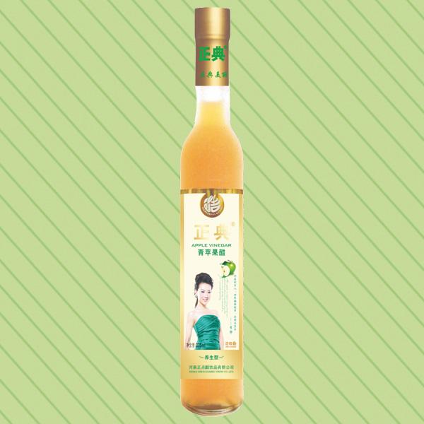 ZD-375ml养生型青苹果醋