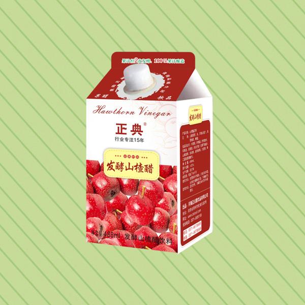 ZD-488ml发酵山楂醋