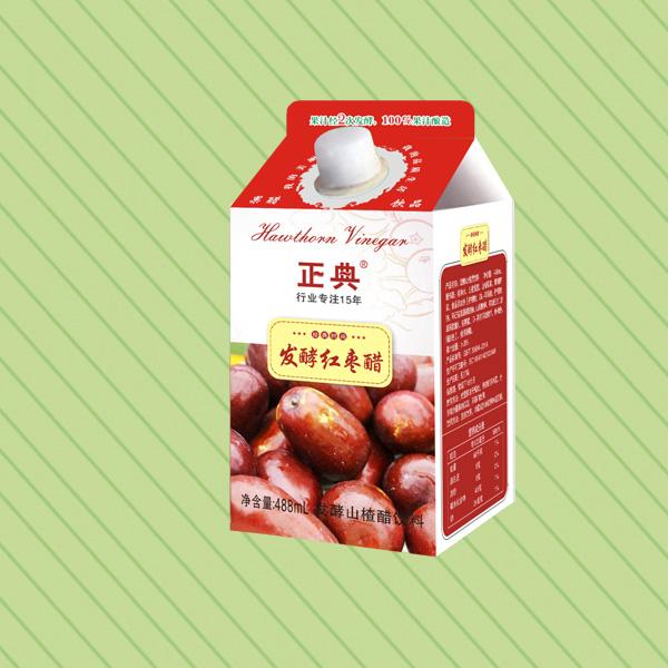 ZD-488ml发酵红枣醋