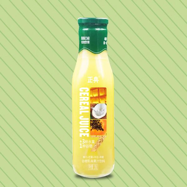谷物乳味果汁饮料