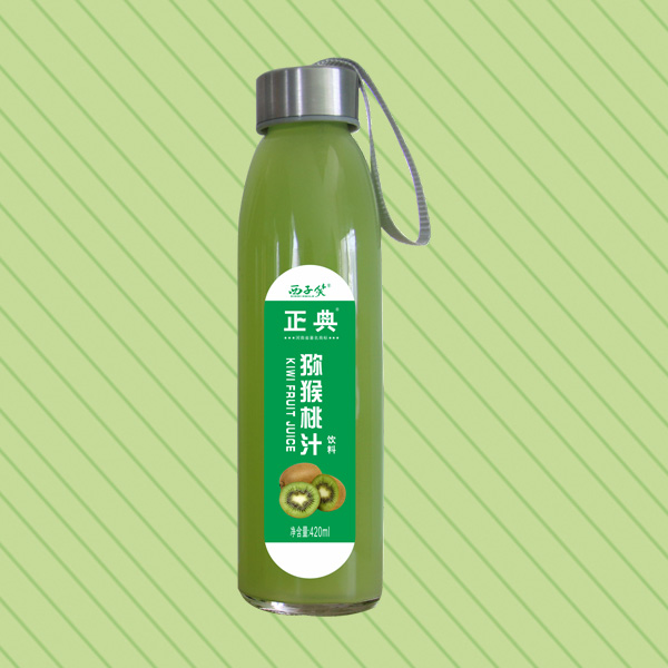 ZD-420ml 水杯系列猕猴桃汁