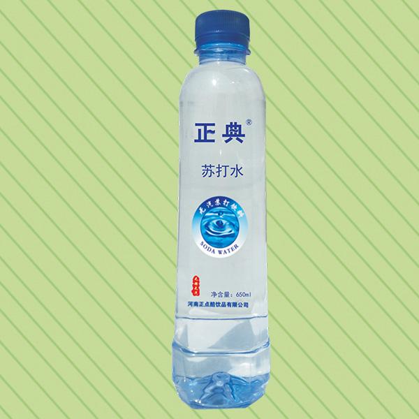 苏打水650ml