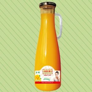 1.5L正典芒果汁把手瓶