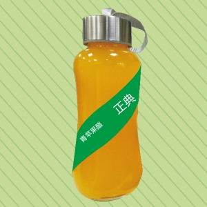 288ml正典青苹果醋水杯瓶