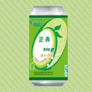 310ml正典青苹果醋易拉罐装