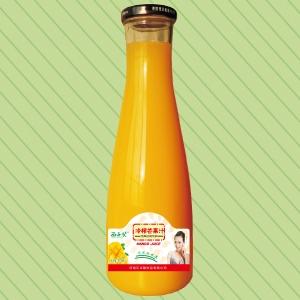 1.5L西子笑大口瓶芒果汁