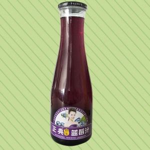 正典1.5L蓝莓汁