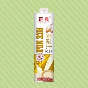 1L方盒米乳汁