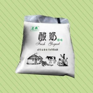 180ml原味酸奶袋装