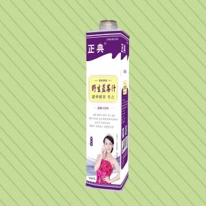 ZD-1L 方盒野生蓝莓汁
