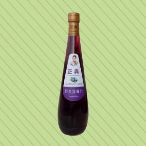 ZD-828ml 野生蓝莓汁