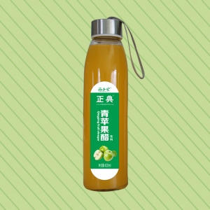 ZD-420ml 水杯系列青苹果醋