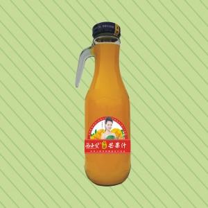 XZ-1.5L把手瓶 芒果汁