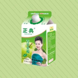 杭州青苹果醋488ml