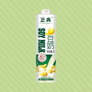 郑州豆奶1L