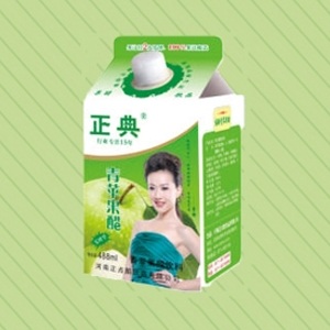 青苹果醋488ml